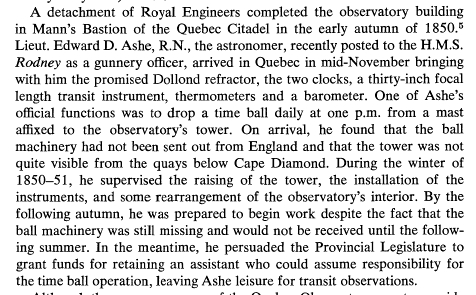 Origins of Canadian Government Astronomy1